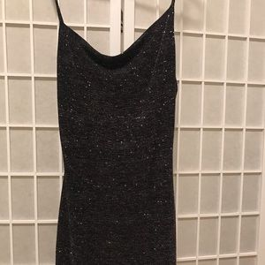 Sparkly bodycon dress